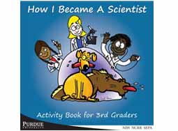 How I Became A Scientist: Activity Book for 3rd Graders (paperback)