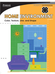 Home Environment: Color, Texture, Line, and Shape (Level 1)