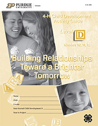 Child Development Level D: Building Relationships Toward a Brighter Tomorrow