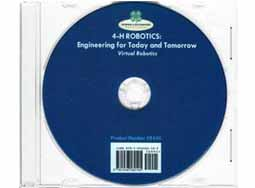 Virtual Robotics Track DVD