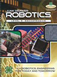 Junk Drawer Robotics, Level 3: Mechatronics