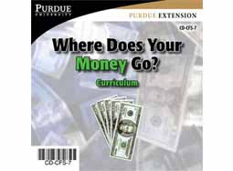 Where Does Your Money Go? CD