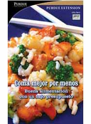 Eat Right for Less - FNP Cookbook (Spanish, 100/box)