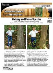 Hickory and Pecan Species