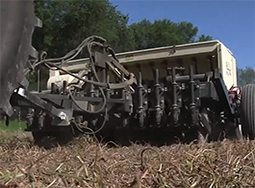 Calibrating a No-Till Drill for Conservation Plantings and Wildlife Food Plots