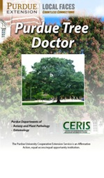 Purdue Tree Doctor (iOS App)