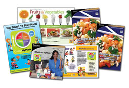 Eat Smart with MyPlate Presenter's Package